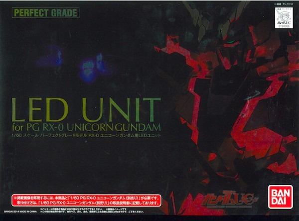 Pg Unicorn Led!   Gaijin Gunpla