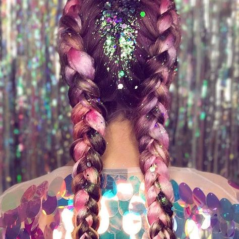 Pin On Glitter Roots