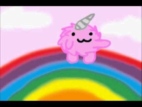 Pink Fluffy Unicorns Dancing On Rainbows This Song Rocks