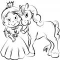 Unicorn Coloring Sheets Printable