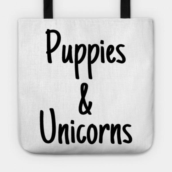 Puppies & Unicorns