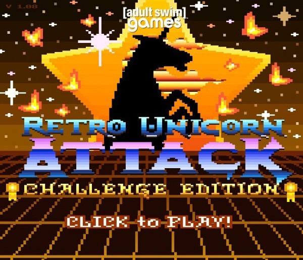 Retro Unicorn Attack Hacked   Cheats