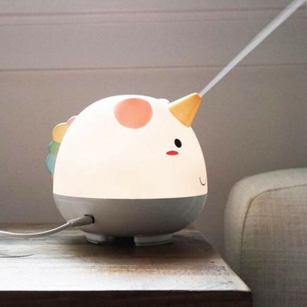 Smoko Elodie Unicorn Humidifier Diffuser Essential Oils
