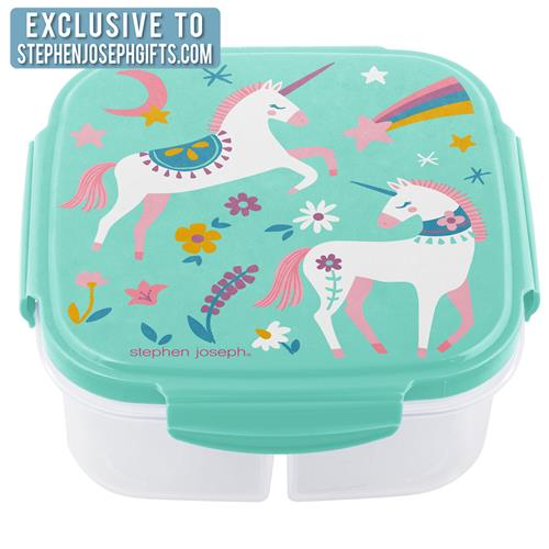 Snack Box With Ice Pack Unicorn (f19)