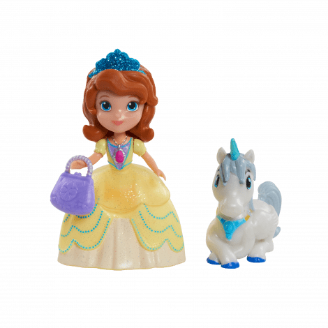 Sofia The First Small Doll