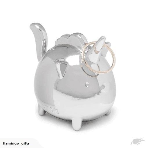 Squiggy Unicorn Ring Holder