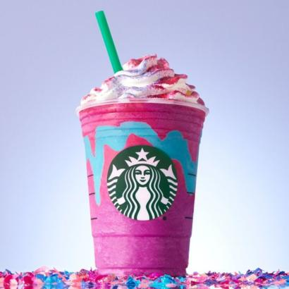 Starbucks Joins 'unicorn Food' Craze With New Drink