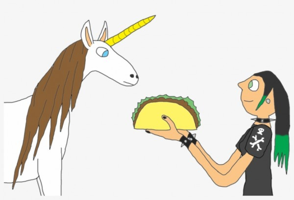 Taco Clipart Eating