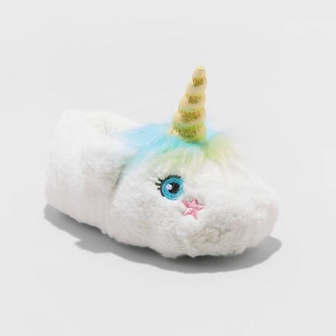 Toddler Girls' Raylee Unicorn Slipper