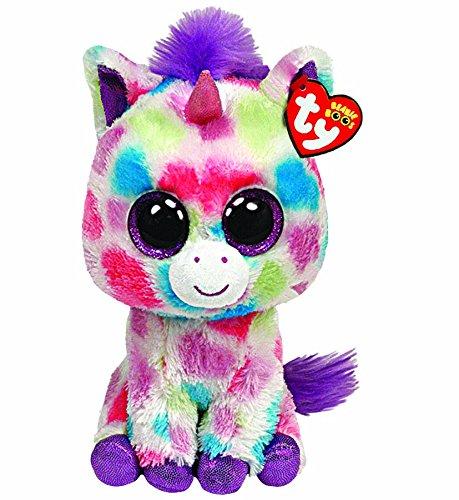 Ty Beanie Boos Wishful Unicorn Plush