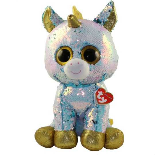 Ty Flippables Sequin Plush