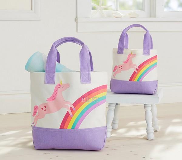 Unicorn Beach Bag