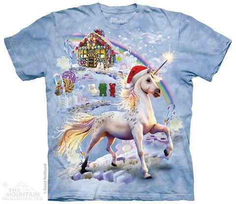 Unicorn Candy Land T