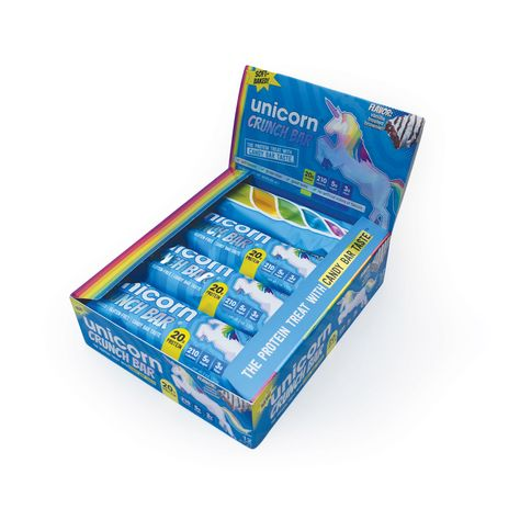 Unicorn Crunch Bars Are Here For Quick And Healthy Meals And