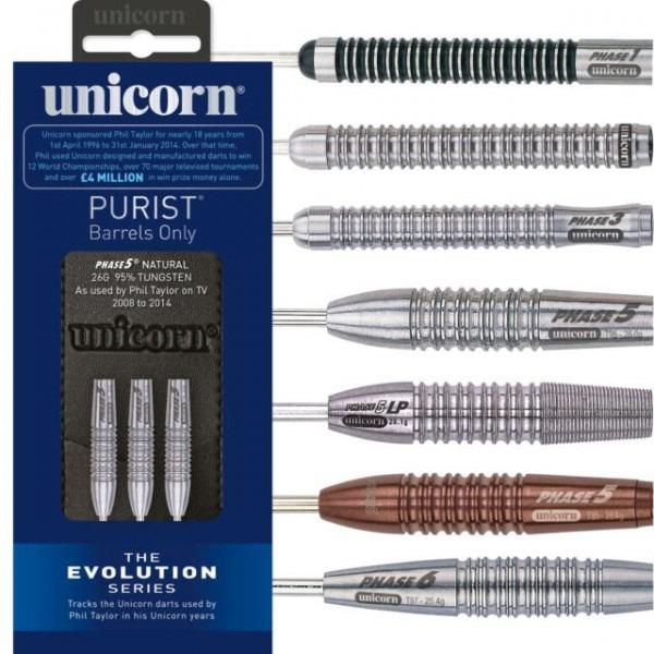 Unicorn Evolution Series Purist Phase 2 Phil Taylor 90 Tungsten