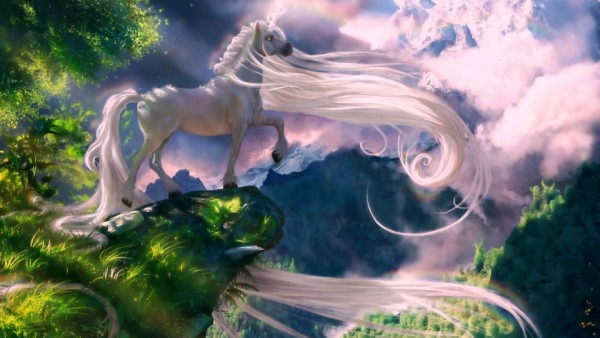 Unicorn Fantasy Wallpaper Hd 4571   Wallpapers13 Com