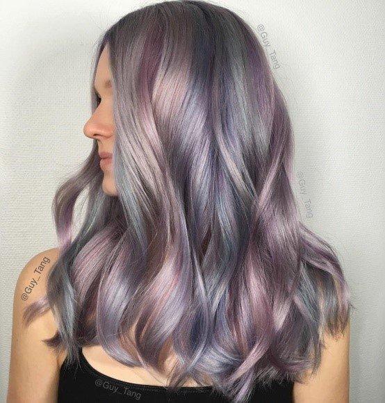 Unicorn Hair Grey