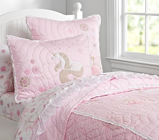 Unicorn Kids' Comforter Set
