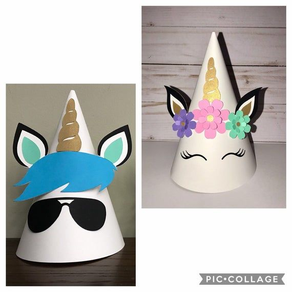 Unicorn Party Hats In 2020