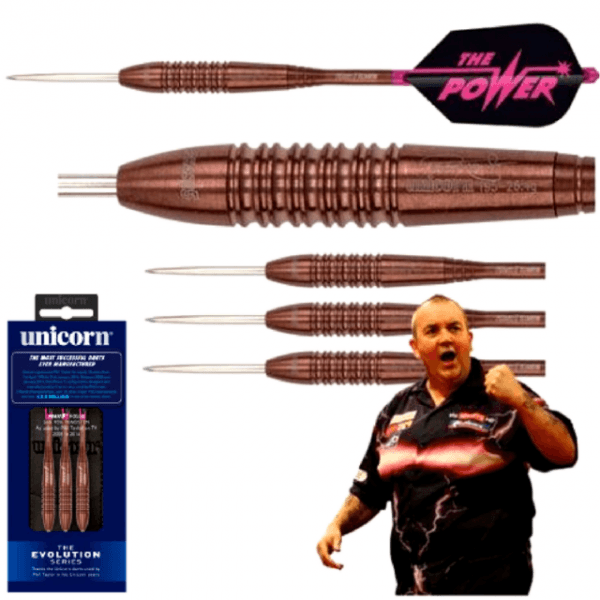 Unicorn Phase 2 Purist Phil Taylor Dart 24g For Sale Online