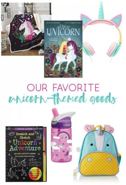 Unicorn Shop {favorite Unicorn Themed Goods And Gifts}