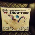 The Big Winter Unicorn Snow Tube