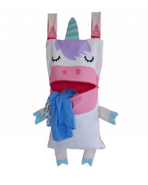 Unicorn Storage Bag, Laundry Hamper, Kids Room Decor, Toy Storage