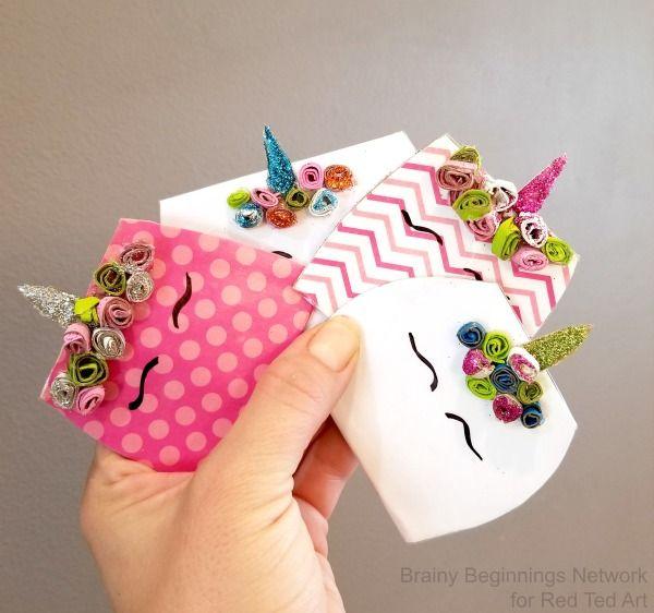Unicorn Toilet Paper Roll Purse