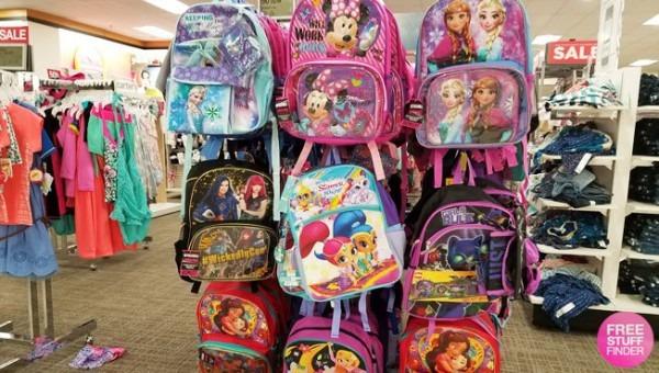 Up To 70  Off Kids Backpacks At Kohl's (disney, Fortnite) – Today