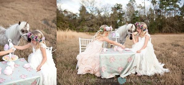 Vendor Feature  Unicorn Tea Party Jax – Christy Whitehead Photography