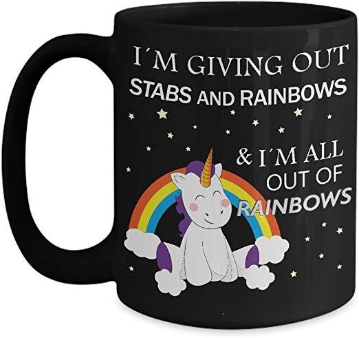 Amazon Com  Rainbows And Unicorns