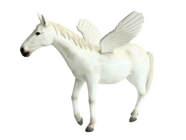 Unicorn Pegasus Mythical Prop Life Size Resin Horse Statue